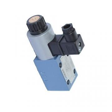 Distributeur hydraulique 6 sections 2 joysticks Vannes double effet  6 éléments