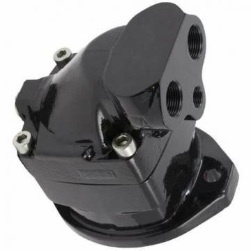 Parker Soupape Hydraulique Elévateur 3-spool Contrôle Valve Vdp 24 Sdd 225
