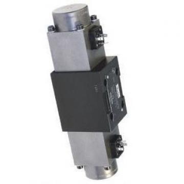 Parker Soupape à Voies Hydraulique D46 FHB81G2NB0020 D1FVE50BCVLWB10 Electronic