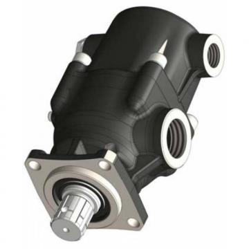 Kompass cylindrée variable Hydraulique Pompe à piston 16CC Manuel 30-215 Bar