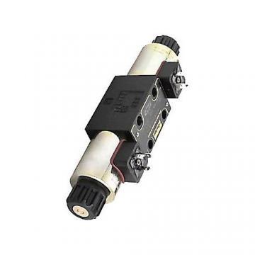Parker Soupape à Voies Hydraulique D46 FHB81G2NB0020 D1FVE50ACVLWB10 Electronic