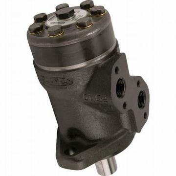 M + S MP moteur hydraulique 32 To 400cc, 25 mm arbre (Danfoss OMP/Adan VMP)