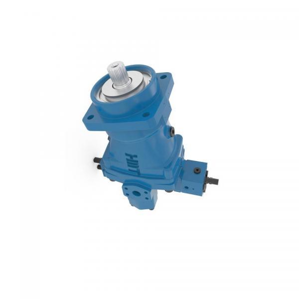 Pompe hydraulique à pied doubles pistons #2 image
