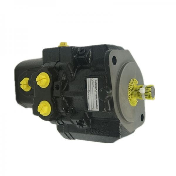 Uchida gsp2 aos12a gear pump hydraulics #3 image